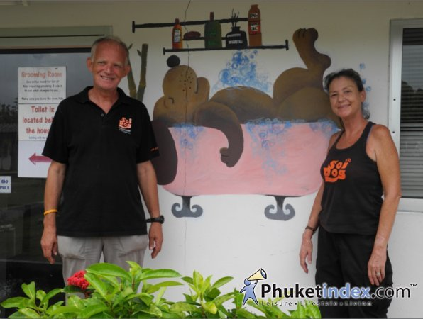 Mr. John Dalley is Vice President of Soi Dog Foundation