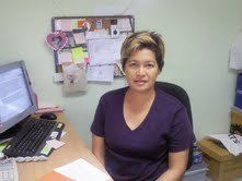 Ms.Daoroong Rodsomnam is Project Manager of the Life Home Project Foundation.