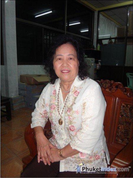 Ms.Benjawan Tumpanuruk is President of Kusoldharm Phuket Foundation.