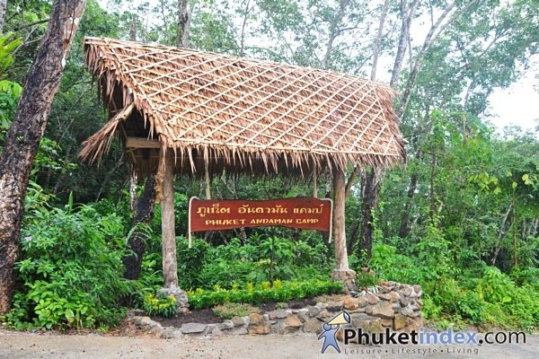 Phuket Andaman Camp – Where everything is about nature