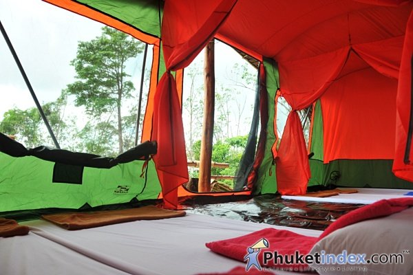 Phuket Andaman Camp - Where everything is about nature