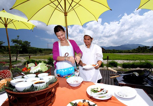 Thai Cooking Class at At Panta Phuket