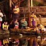 The fabulous Loy Krathong Festival