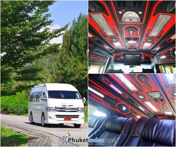 Minibus & Driver Rental
