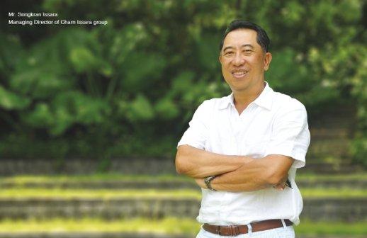 Mr. Songkran Issara Managing Director of Charn Issara group
