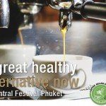 A great healthy alternative now at Central Festival