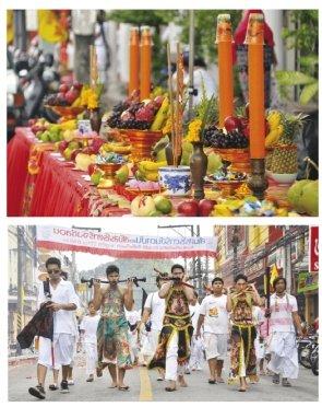 An Extraordinary Religious Festival