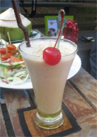 Signature Cocktails of At Panta Phuket
