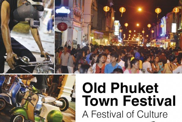 Old Phuket Town Festival – A Festival of Culture