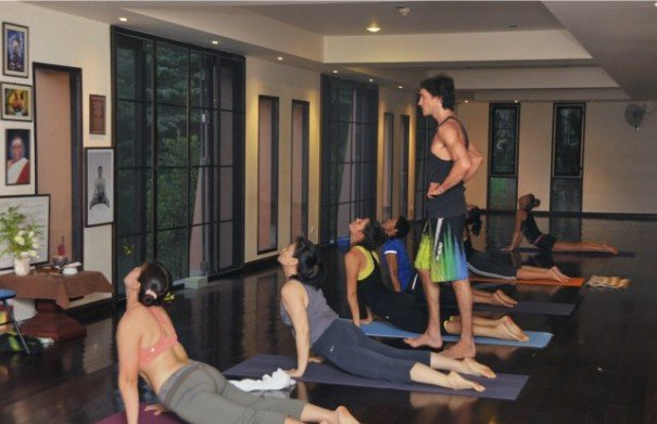 Sukko Yoga Centre - Dedicated to Ashtanga Yoga