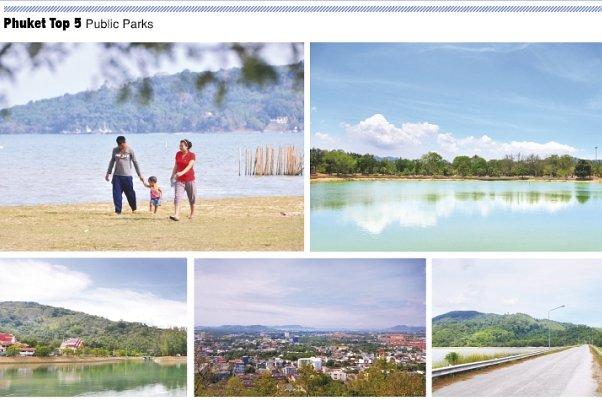 Phuket's Top 5 Public Parks