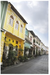 The Shop-House Hotels of Phuket Old Town
