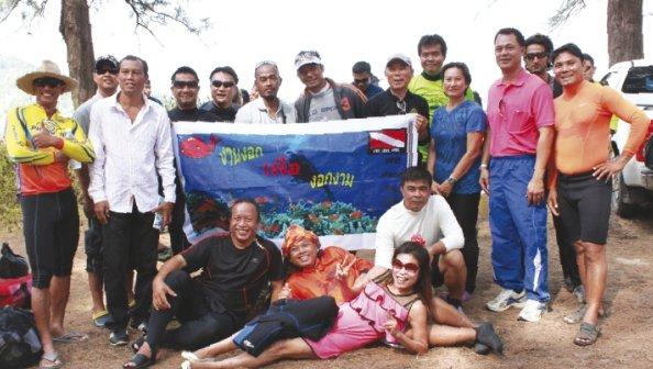 """Go Eco Phuket"" - Saving Phuket's Marine Environment"