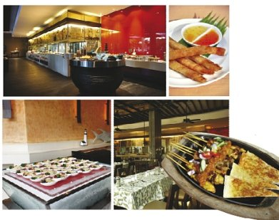 Restaurants to suit everyone's taste @ Holiday Inn Resort Phuket