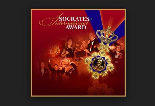 Dokudami win 2012 International Socrates Award