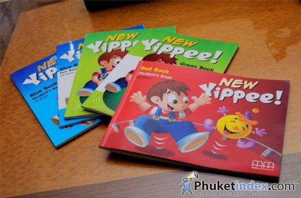 """Panjama Leamsuwan"" of Pop Up English Language Centre  - Play & Learn English Program"