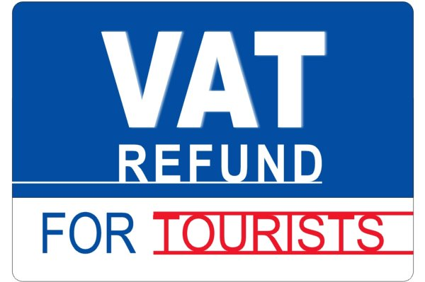 Tourists – Get Money Back on your Shopping
