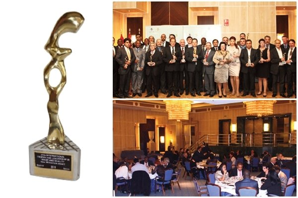 Dokudami receives 2011 International Award for Leadership in Image & Quality