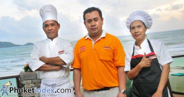 """Thanusorn Phucharoen"" - The man behind the successful Baan Kalim Restaurant & Seafood"