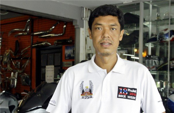 "Wittaya ""Sumon"" Singkalah – The Man Behind Phuket Bike Week"