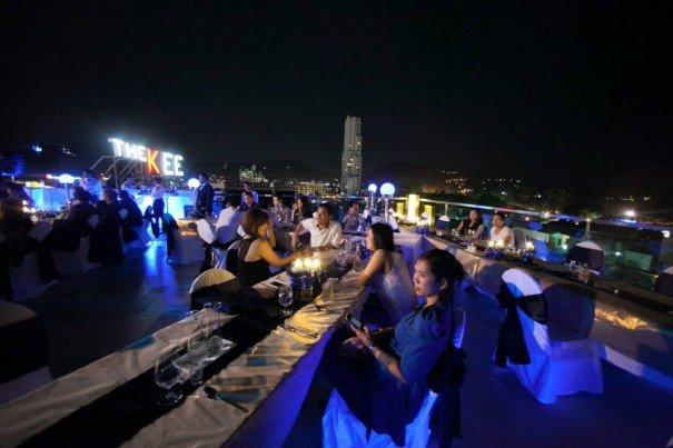 The KEE Sky Lounge Phuket's Most Unique Rooftop Venue