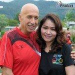 Allan Zeman & Natthakanya Saengpho of Paradise Group