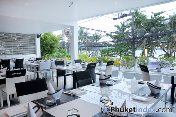Acqua Restaurant 5 Years On