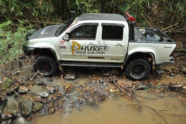 Phuket 4 x 4 Center