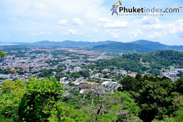 Toh Sae Mountain – Phuket's Highest Peak