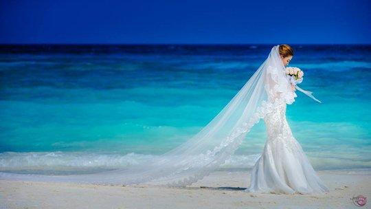 """Pamela Kitiyabodin"" Always in the mood for a luxury wedding"