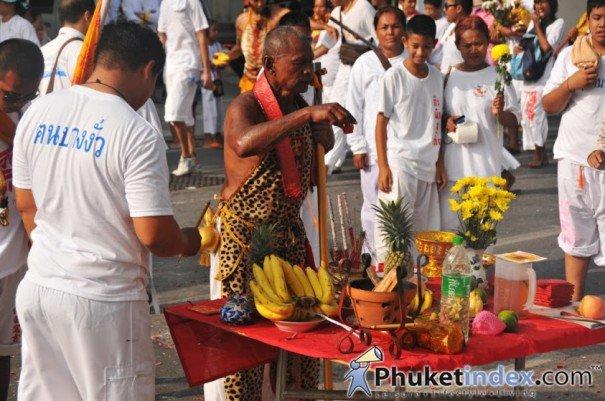 Phuket Vegetarian festival – Not for the Faint hearted