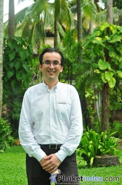 Oriol Montal - GM of JW Marriott Phuket Resort & Spa