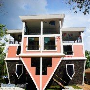 """The Upside Down House"" – Where childhood dreams become reality"