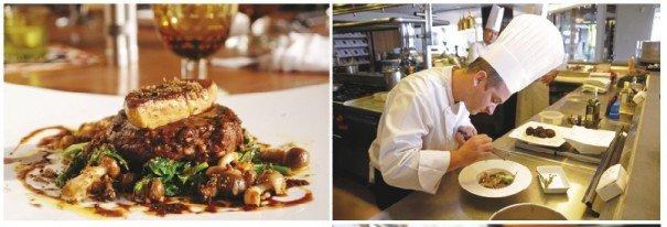 Cucina Italian Restaurant - A Delightful Dining Experience