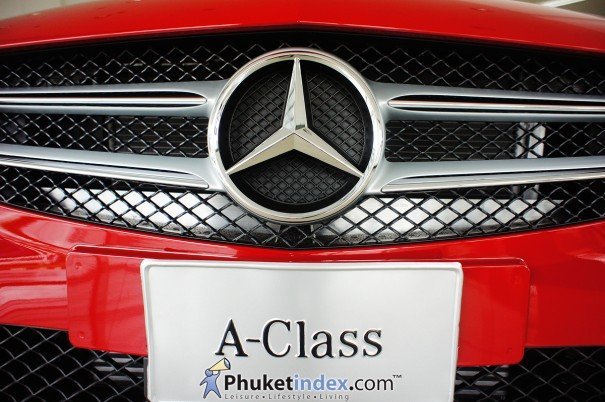 Mercedes-Benz A180 AMG : The pulse of a new generation
