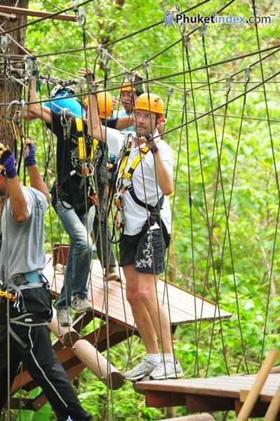Tarzan Adventure – More Than a Zip Line Experience