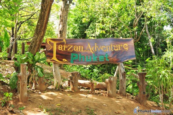 Tarzan Adventure – More Than a Zip Line Experience