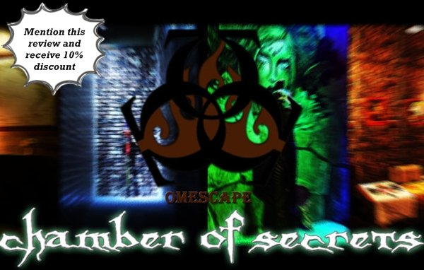 Chamber of Secrets Phuket – Find the key & escape the room