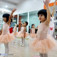 Ballet for kids : PIDA (phuket international dance academy)