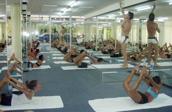 Yoga styles in Phuket