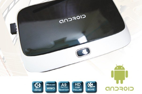Android TV Box – Turn your TV into a Smart TV