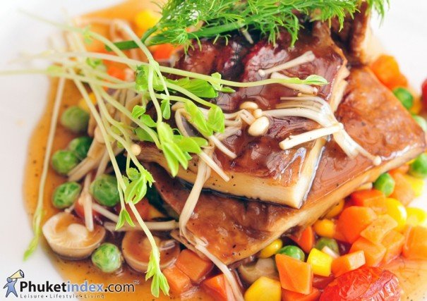 Vegetarian delights @ Kong Kang Restaurant