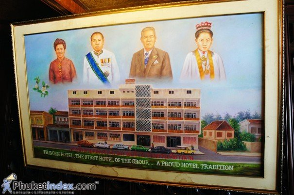 Take a trip back in time - The Phuket Thavorn Hotel Museum
