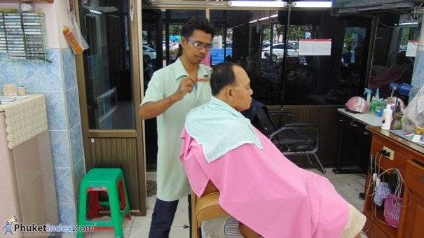 Phuket Barbers – A Relaxing and Pleasant Experience