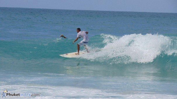 Phuket – The surf capital of Thailand