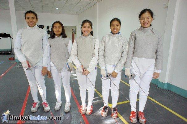 Phuket Andaman Fencing Club