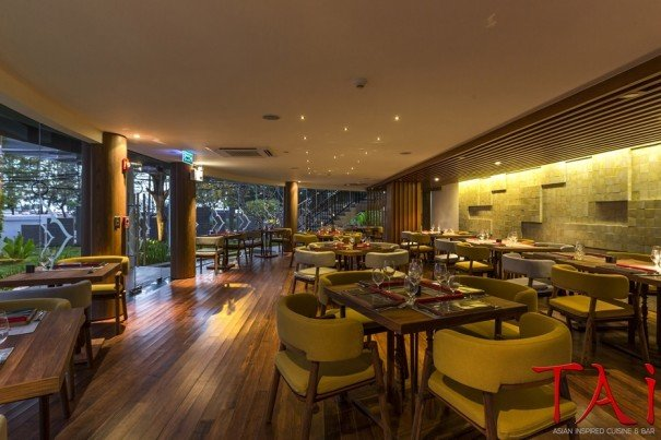 Tai Restaurant : Novotel Phuket karon Beach Resort and Spa