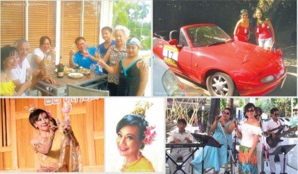 Suchada Sanksuwan - Live and Enjoy the Present