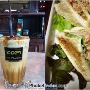 Enjoy a Coffee in Phuket Town