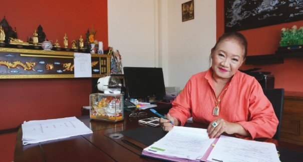 Natchanok Sucharitkul – Owner and Managing Director of Anda Focus